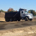 excavating, tracking