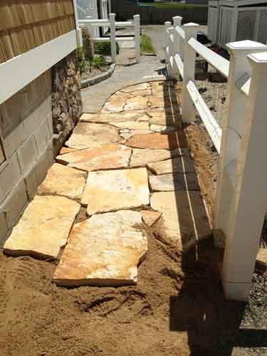 Hardscapes - Ramsdell Landscaping, Wells Maine