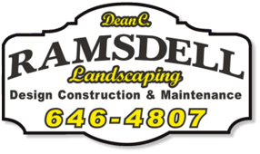 Ramsdell Landscaping, Wells Maine